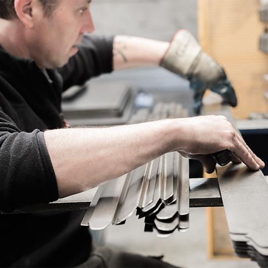 Malles transport et rangement métallique pour professionnels